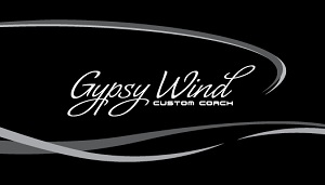 Gypsy Wind Custom Coach Logo